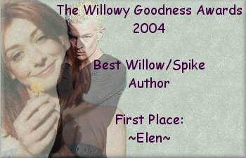 Best Willow/Spike Author