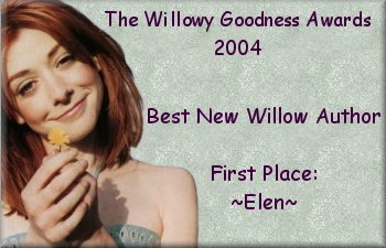 Best New Willow Author